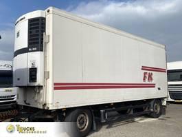 refrigerated trailer Schmitz Cargobull KO 18 + 2 AXLE + Thermo King SL-100 + Meat Hooks 2009