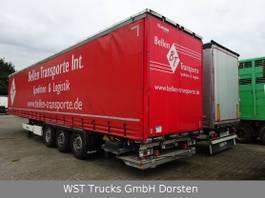 tilt semi trailer Krone 4 x SDP27 Profiliner Edscher LDW 2018 2018