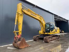 crawler excavator Komatsu PC210LC-10 2015