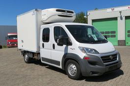 refrigerated van Fiat 2.3 Multijet,  Thermoking  T500 R diesel /  electric, driving license B (NO Tacho!),  sleeping place 2017