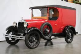 closed lcv Ford 1929 Model A 1929