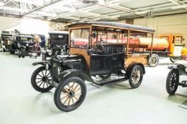 estate car Ford DEPOT HACK 1922