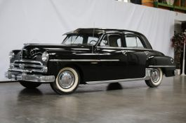 sedan car Dodge 1950 1950