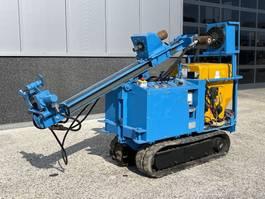 drilling rig 30CV Water Drill 2002