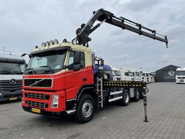 container truck Volvo FM 440 8X2 Hiab 211 EP-3 Hidou + NCH Containesystem 30 T 2008