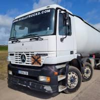 tank truck Mercedes-Benz Actros 3240 4X2 TANK/GAS 36.700L LPG GPL PROPANE BUTANE 25 BAR 1998