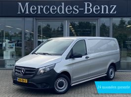 closed lcv Mercedes-Benz 111 CDI LANG 115PK EUR6 | AIRCO, CRUISE, NAVI, RADIO MP3/BLUETOOTH, SIDE... 2020