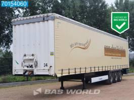 sliding curtain semi trailer Krone SD 3 axles Coil NL-Trailer APK until 05-2022 2013