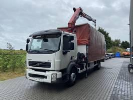 crane truck Volvo FL 280 HMF 1430 2010
