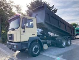 tipper truck MAN 26.414 1999