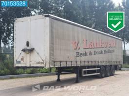 sliding curtain semi trailer Renders B302 3 axles Hartholz-Boden Anti-Vandalismus Planen 2004