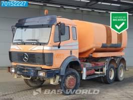 tank truck Mercedes-Benz SK 2629 AK 6X6 6x6 V8 Manual Big-Axle Steelsuspension 1992