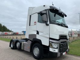 cab over engine Renault T HIGH 480 6x2/2 Pusher 2020