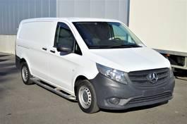 closed lcv Mercedes-Benz Vito Basic 109 *Cruisecontrol*Airco*Attention Assist*Zetelverwarming 2015