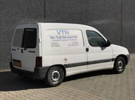 closed lcv Peugeot PARTNER 190C 1.9D 1999