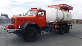 tank truck Magirus Deutz 178 D 15 6X6 1971
