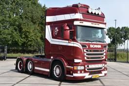 cab over engine Scania R490 TL 6x2/4 - RETARDER - PARK. AIRCO - NAVI - GOOD CONDITION - 2013