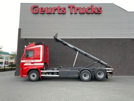container truck Volvo FH 460 6X2 + VDL KABELSYSTEEM/SEILGERATE/CABLE SYSTEM 2012