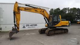 crawler excavator Sany SY200C 2008