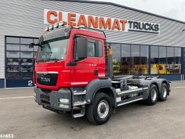 container truck MAN TGS 26 6x4 2014