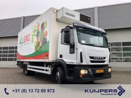 refrigerated truck Iveco EuroCargo 120 120E22 EEV / 12 Ton / Chereau IsoBox / Reefer / Loadlift 1500 kg 2011