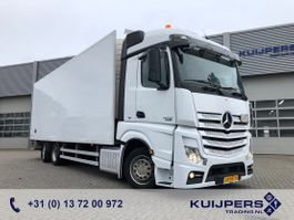 refrigerated truck Mercedes-Benz 2642 / Steer Lift axle / Full Air / Reefer / Loadlift / APK TUV 04-22 2015