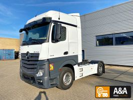 cab over engine Mercedes-Benz Actros 1845 BIGSPACE 250 EURO 6 YEAR 2018 2018