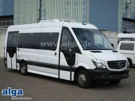 minivan - passenger coach car Mercedes-Benz 516 CDI , City, Euro 6, 19 Sitze 2015