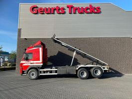 container truck Volvo FM 500 6X2 + VDL KABELSYSTEEM/SEILGERATE/CABLE SYSTEM 2010