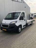 loading ramp - car transporter lcv Peugeot Oprijwagen 140 PK 2021