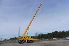 crane truck MAN TGA 35 .480 - 8x6 - 209.927 Km + ORMIG 80 T TELECOOPKRAAN - PERFEKTE STAAT