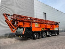 mobile tower crane Spierings SK488 AT4 2001