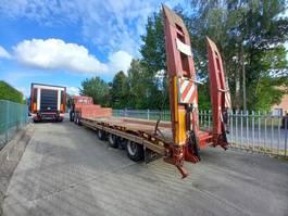 lowloader semi trailer Kaiser S5703F 2009
