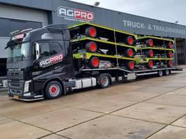 drop side full trailer agpro 2A 2021