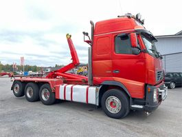 container truck Volvo FH 16 8x4 2005