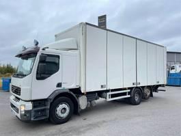 box truck Volvo FE 320 6x2/5000 2007