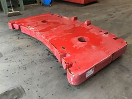 other equipment part Grove GMK 5100 Counterweight 4T