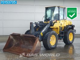 wheel loader Komatsu WA150 PZ-6 QUICK COUPLER - CE CERTIFIED 2013