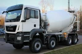 Betonmischer-LKW MAN 41.430 8x6 /EuromixMTP EM 10m³ EURO 6