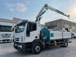 drop side truck Iveco EuroCargo 150 Eurocargo 50E28 Cormach 8.700E2 2010