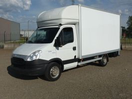 box van Iveco Daily 35 35 S 15 - 4x2 - 118.048 Km - KAS + ZIJDEUR + LAADKLEP