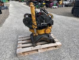 front loader bucket attachment Beco Liebherr 314 draaikantelstuk