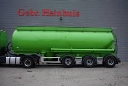 feed semi trailer KAESSBOHRER Stokota ROM 39T3A Lift + Steering Axle! 2007