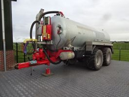 water tank trailer Vaia MB140-4R 2018