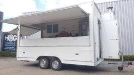 closed box car trailer Niewiadów H2000 2004