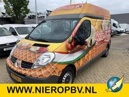 shop trailer lcv Renault traffic l2h2 verkoopwagen 2014