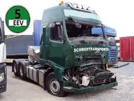 heavy duty tractorhead Volvo FH 500 EEV 6x4 Globe XL AP Achsen  140 to 2013