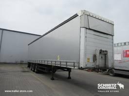 sliding curtain semi trailer Schmitz Cargobull Semitrailer Curtainsider Coil 2017