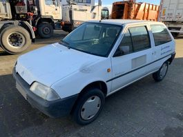 sedan car Citroën AX electric 100% Elektroauto ohne Batterien 1996