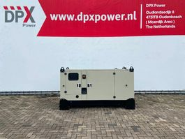 generator Perkins 1104C-44TA - 110 kVA Generator - DPX-17656-43 2018